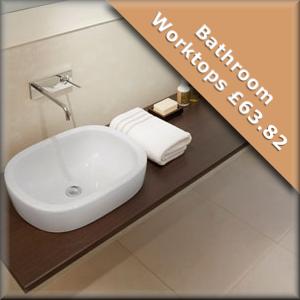 Bathroom Worktops image