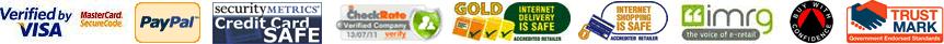 Topclasscarpentry Accreditations logos