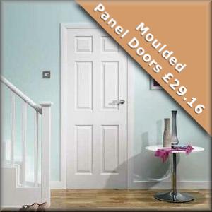 Moulded Panel Door image