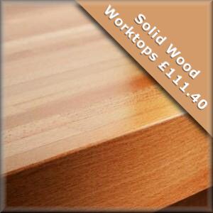 Wooden Kitchen Worktops image